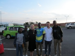 Some sweet sweet friends in Cyangugu